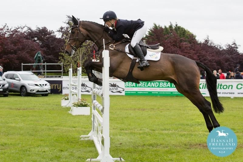 Laura Collett & Cooley Again at Tattersalls May 2015